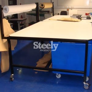 Roll Dispensing Table