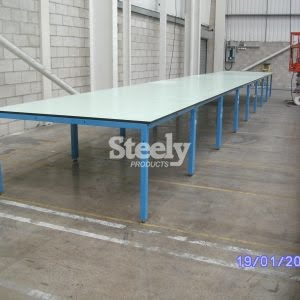 Bolt together Cutting table